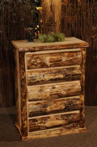 Winding River Aspen 5 Drawer Chest