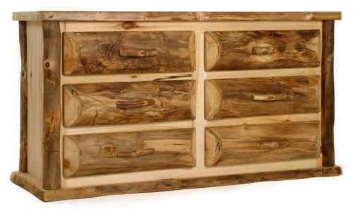 Kodiak 6 Drawer Dresser
