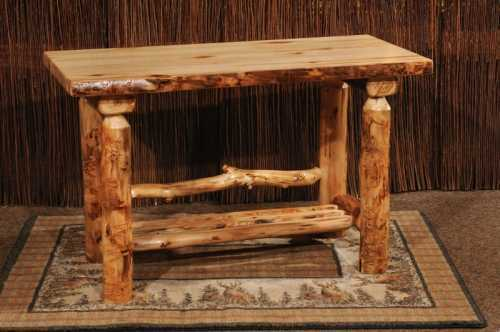 Winding River Aspen Sofa Table