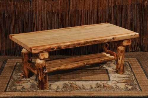 Winding River Aspen Coffee Table
