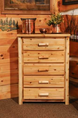 White Cedar Bedroom Furniture | Baraboo