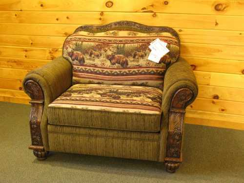 Pinecreek Chair 1/2