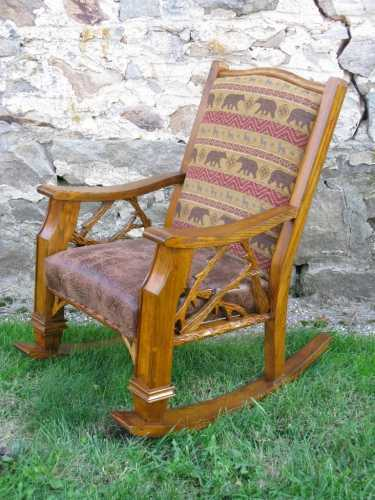 Whitetail Ridge Rocker