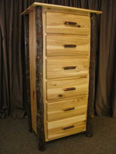 Hickory Chest 6 Drawer Lingerie