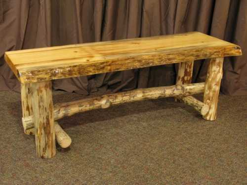live edge pine dining room furniture | baraboo