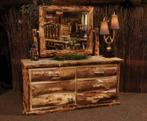 Winding River Aspen 6 Drawer Dresser