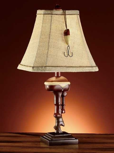 Outboard Accent Table Lamp
