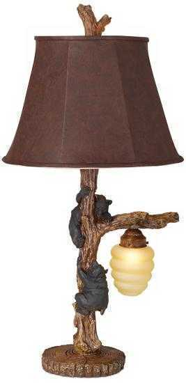 Honey Bear Table Lamp